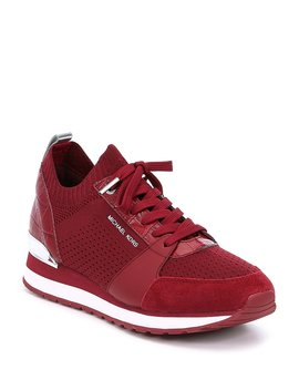 Billie Knit Trainer Sneakers by Michael Michael Kors