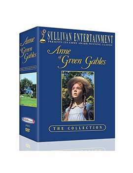 Anne Of Green Gables Trilogy Box Set (Dvd) by Anne Of Green Gables Trilogy Box Set
