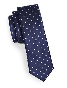 Polka Dot Tie by Tommy Hilfiger