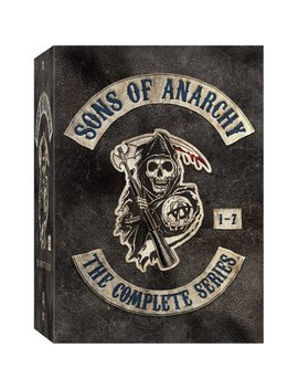 Sons Of Anarchy: The Complete Series 1 7 (Dvd) by 20th Century Fox Home Entertainment