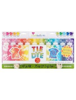 Create Basics Tie Dye, 47 Count, .75 Oz by Create Basics