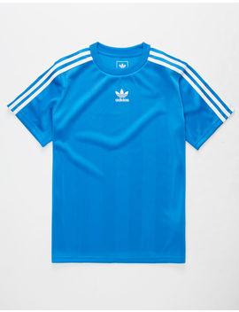 Adidas Aut Blue Boys T Shirt by Adidas