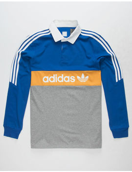 Adidas Heritage Mens Polo Shirt by Adidas