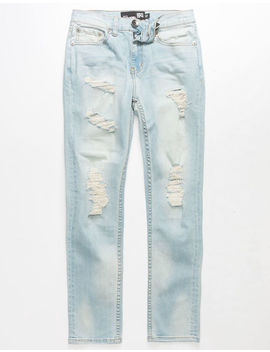 Rsq Tokyo Super Skinny Boys Ripped Jeans by Rsq
