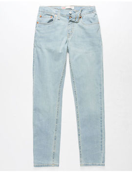 Levi's 502 Regular Taper Fit Boys Jeans by Levi's