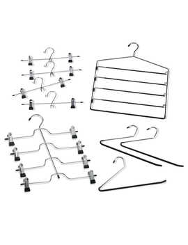 Salt™&Nbsp;Slack And Skirt Hangers by Bed Bath And Beyond