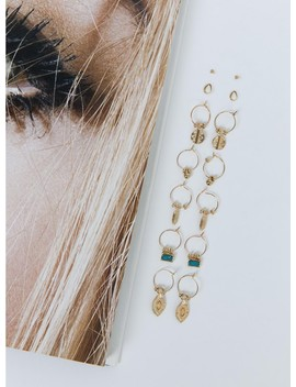 Castlemore Earring Pack by Princess Polly