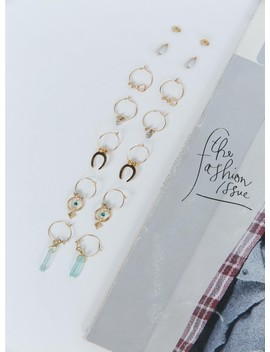Eventide Earring Pack by Princess Polly
