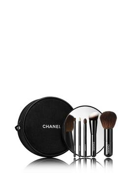Les Minis De Chanel Mini Brush Set by Chanel