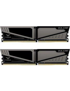 Team 16 Gb (2 X 8 Gb) T Force Vulcan Ddr4 Pc4 24000 3000 M Hz Desktop Memory Model Tlgd416 G3000 Hc16 Cdc01 by Team