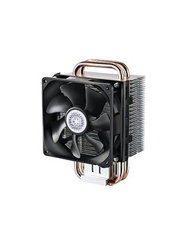 Cooler Master Rr Ht2 28 Pk R1 Hyper T2   Compact Cpu Cooler With Dual Looped Direct Contact Heatpipes, Intel/Amd With Am4 Support by Cooler Master