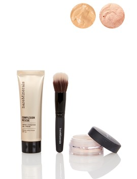 Meet Complexion Rescue 4 Piece Set   Buttercream 03 by Bare Minerals
