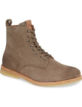 Qm23 Plain Toe Boot by Blackstone