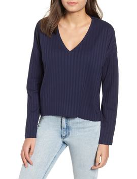 Wide Rib Crop Sweater by Bp.