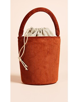 Lea Drawstring Bucket Bag by Loeffler Randall