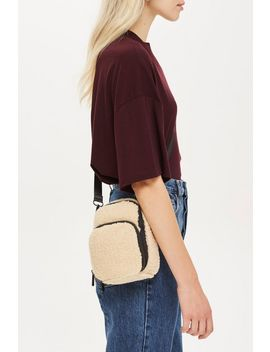 Storm Borg Cross Body Bag by Topshop