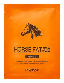 Skinfood Horse Fat Beauty In A Food Mask Sheet by Skinfood