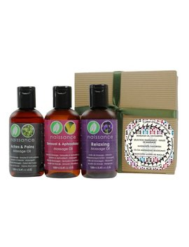 Naissance Massage Oil Favourites Gift Set by Etsy