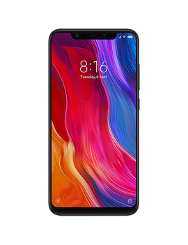 Mi 8 Dual Sim 64 Gb Smartphone (Unlocked, Black) by Xiaomi