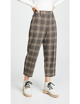 Printed Trousers by Acne Studios