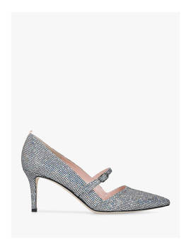 Sjp By Sarah Jessica Parker Nirvana Court Shoes, Silver by Sjp By Sarah Jessica Parker