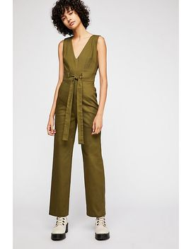 Bethany Jumpsuit by Free People