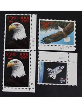 Ck Stamps: Us High Value Stamps Collection Mint Nh Og Face Value $22.80 by Ebay Seller