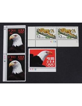Ck Stamps: Us High Value Stamps Collection Mint Nh Og Face Value $19.75 by Ebay Seller