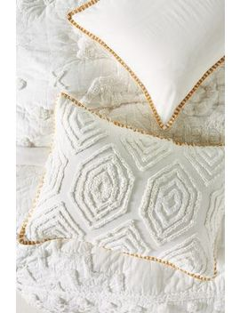 Tufted Cidra Pillowcases by Anthropologie