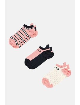 Lammelin Trainer Sock by Jack Wills