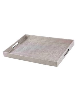 Home Basics Metallic Weave Serving Tray by Home Basics