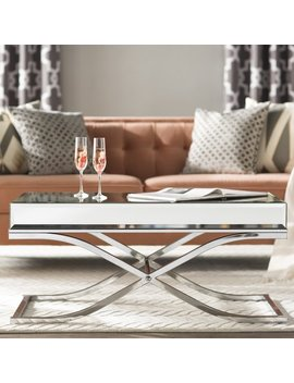 Willa Arlo Interiors Jeannie Offee Table & Reviews by Willa Arlo Interiors