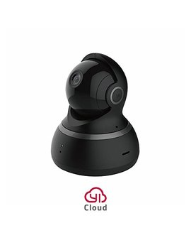 Yi Dome, Videocamera Di Sorveglianza 1080 P  Wireless, Ip Camera, Smart Home, Con Visione Notturna, Allarme Di Movimento, Modalità Crociera Automatica, Audio A 2 Vie, Baby Monitor, Con App Per Smartphone/Pc, Yi Cloud Service by Yi Technology