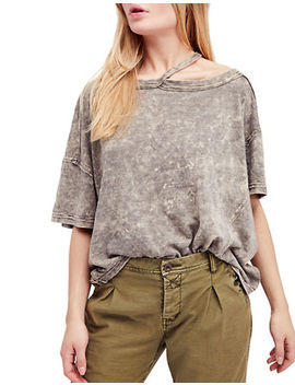 Alex Distressed Top by Free People