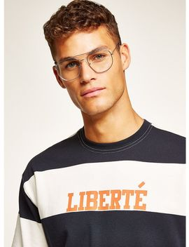 Gold Reader Glasses by Topman