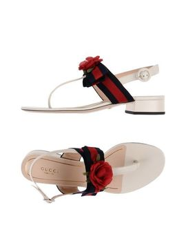Gucci Flip Flops   Footwear by Gucci