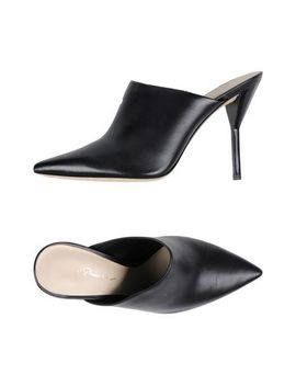 3.1 Phillip Lim Open Toe Mules   Footwear by 3.1 Phillip Lim