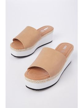 Chelsea Flatform by Cotton On