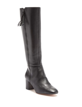 Preeda Leather Knee High Boot by Enzo Angiolini