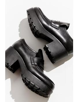 Vagabond Dioon Platform Loafers by Vagabond