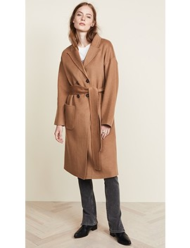 Dylan Coat by Anine Bing