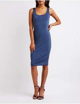 Bodycon Maxi Dress by Charlotte Russe