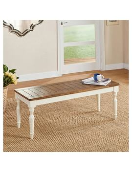 Simple Living Midland Dining Bench by Simple Living