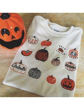 Pumpkin T Shirt, Halloween Shirt, Screen Print Shirt, Foodie Gift, Clothing Gift by Etsy