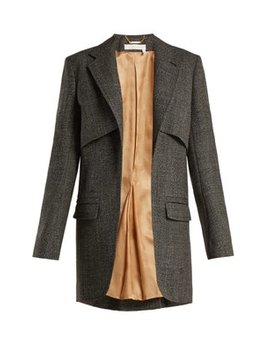 Long Wool Blazer by Chloé