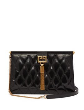 Gem Quilted Leather Bag by Givenchy