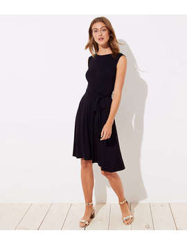 Wrap Back Dress by Loft