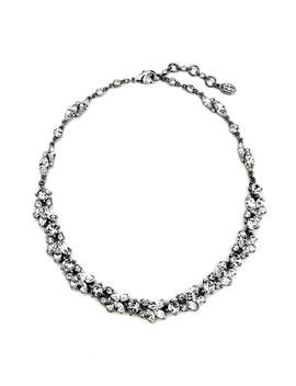'crystal Vine' Collar Necklace by Ben Amun