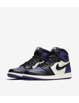 Court Purple by Nike