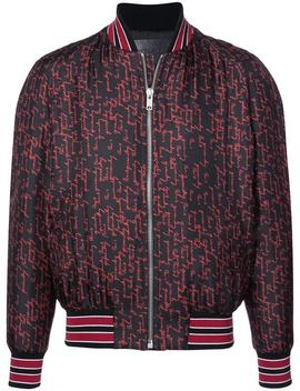 Givenchyprinted Bomber Jacket by Givenchy